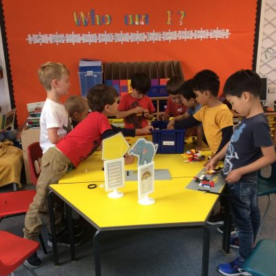 Collaborative play