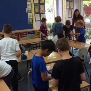 Team building and problem solving