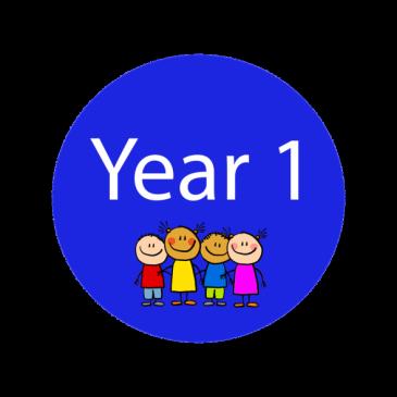 Year 1 Autumn Newsletter 2021